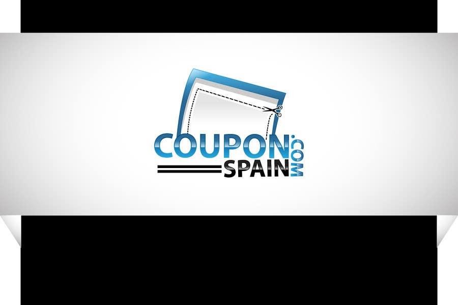 Penyertaan Peraduan #61 untuk Logo for a Coupon website