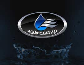 #358 para Logo Design for Aqua-Clear H2O por twindesigner