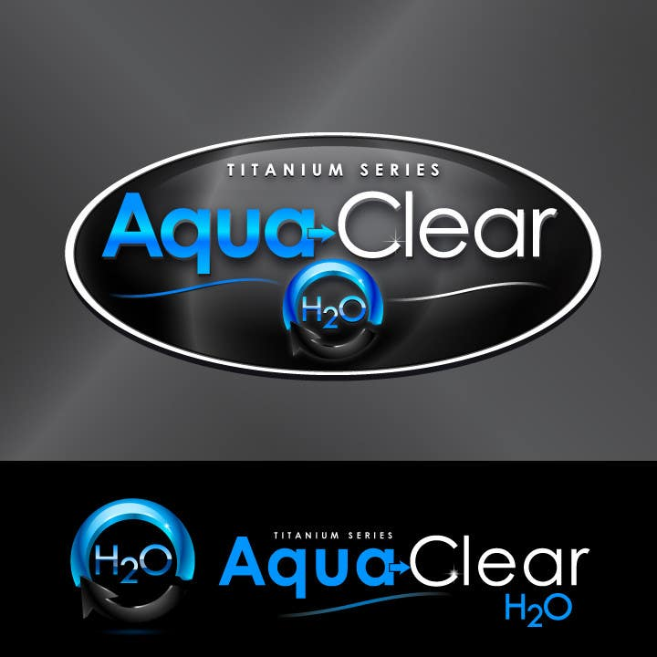 Contest Entry #                                        342                                      for                                         Logo Design for Aqua-Clear H2O