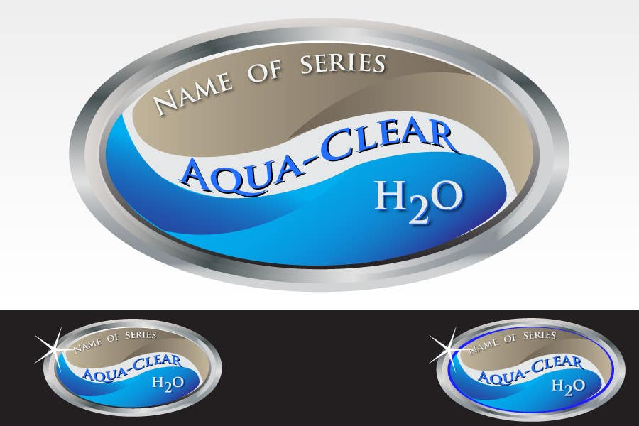 Contest Entry #                                        369                                      for                                         Logo Design for Aqua-Clear H2O