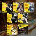 Graphic Design Contest Entry #42 for Design a Banner for  Taxi Pinheiro