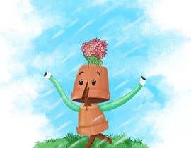 Nro 32 kilpailuun Drawing Contest - Draw a Gardening Golem! käyttäjältä loveillustration