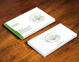 #47 for Design some Business Cards for Go Organic Store by gohardecent