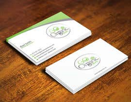 #49 cho Design some Business Cards for Go Organic Store bởi gohardecent