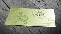 Graphic Design Contest Entry #53 for Design some Business Cards for Go Organic Store