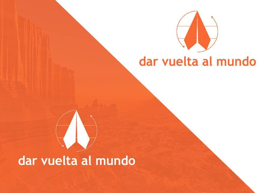 Konkurrenceindlæg #                                        75                                      for                                         Diseñar un logotipo for Dar Vuelta Al Mundo