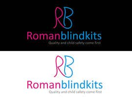 #28 cho Design a Logo for romanblindkits.co.uk bởi gssakholia11