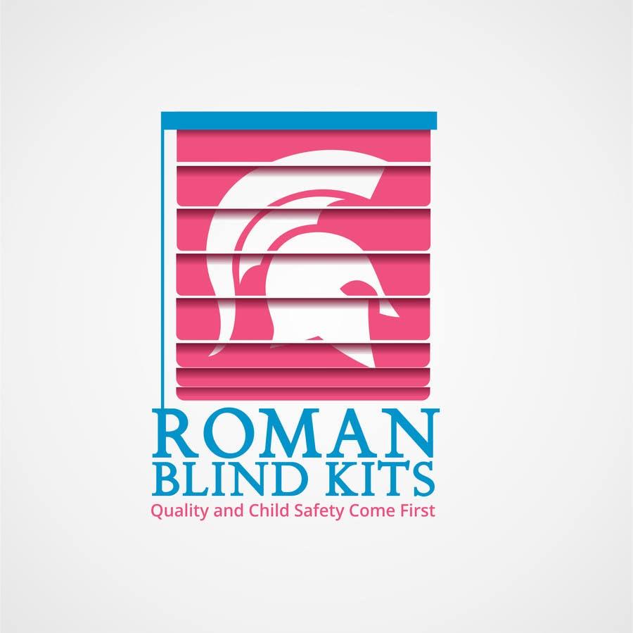 Inscrição nº 35 do Concurso para Design a Logo for romanblindkits.co.uk