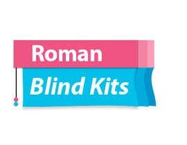 #9 for Design a Logo for romanblindkits.co.uk af Prologomaker