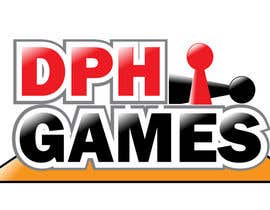 #26 cho Design a Logo for DPH Games Inc. bởi ciprilisticus