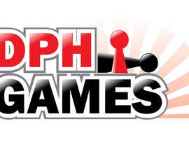 #27 cho Design a Logo for DPH Games Inc. bởi ciprilisticus