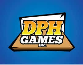#5 cho Design a Logo for DPH Games Inc. bởi stanleyfeb