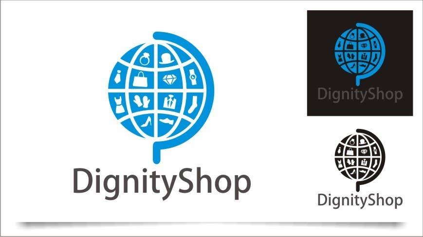 Konkurrenceindlæg #97 for Design a Logo for DignityShop