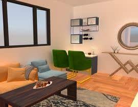 bimlearngroup tarafından Living room interior design için no 29