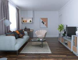 ahmedkhijir tarafından Living room interior design için no 45