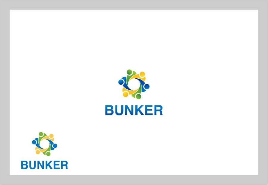 Penyertaan Peraduan #45 untuk Design a Logo for BUNKER