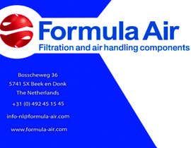 #29 for Formula Air businesscards! af madiworks