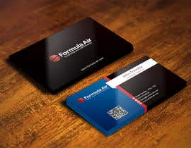 #8 for Formula Air businesscards! af IllusionG