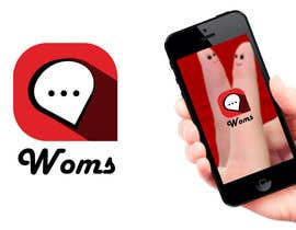 #4 for Logo and SplashScreen design for APP WOMS by laltrolato