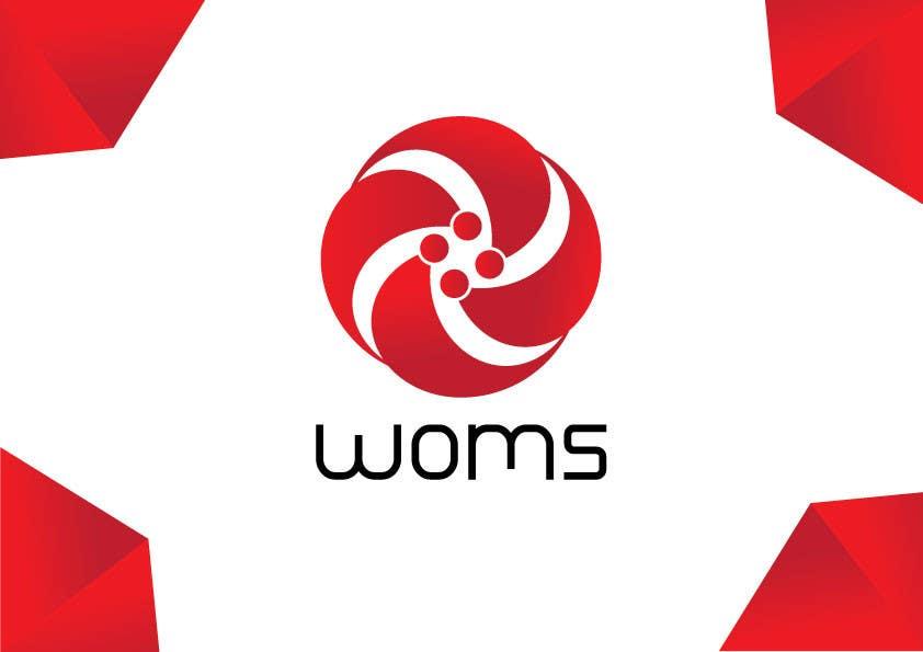 Konkurrenceindlæg #                                        16                                      for                                         Logo and SplashScreen design for APP WOMS