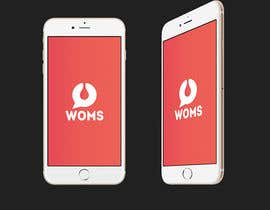 #1 untuk Logo and SplashScreen design for APP WOMS oleh ElizabethSintoni