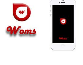 #12 untuk Logo and SplashScreen design for APP WOMS oleh tarquiniweb