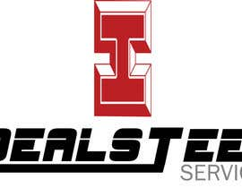 #23 para Design a Logo for iDealSteel Services por DesignTechBD