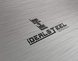 #25 para Design a Logo for iDealSteel Services por DesignTechBD