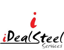 #38 para Design a Logo for iDealSteel Services por DesignTechBD