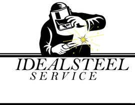 #14 para Design a Logo for iDealSteel Services por Awais5864