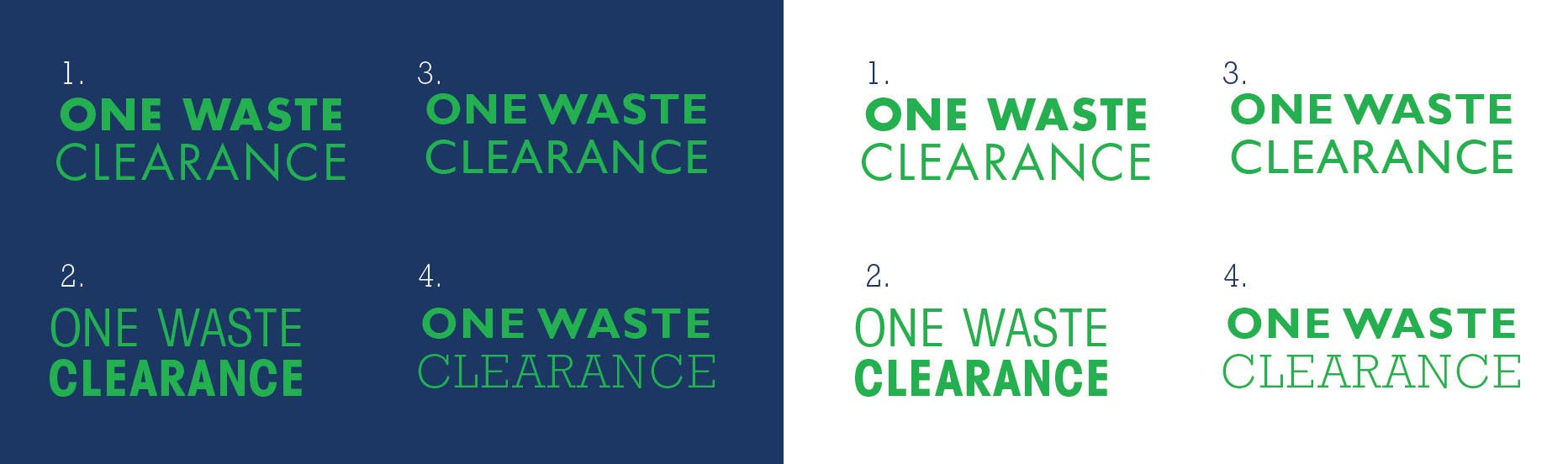 Proposition n°3 du concours Design a Logo for a construction and waste clearance company