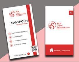 #139 for Business Card Design by minhaj789ji