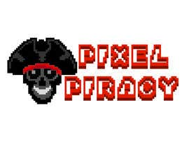 #7 cho Logo for the game: Pixel Piracy bởi inviAvai