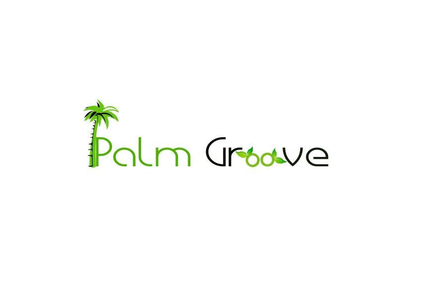 Konkurrenceindlæg #                                        73                                      for                                         Design a Logo for Palm Groove