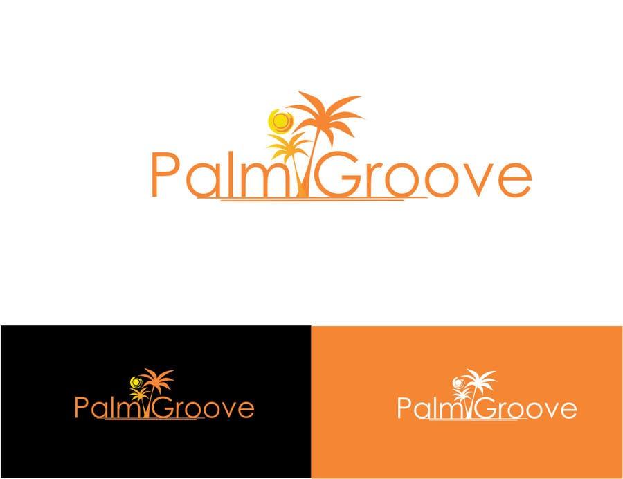 Inscrição nº 52 do Concurso para Design a Logo for Palm Groove