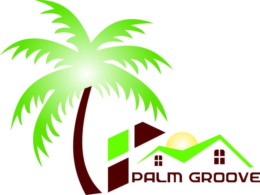 Konkurrenceindlæg #                                        34                                      for                                         Design a Logo for Palm Groove