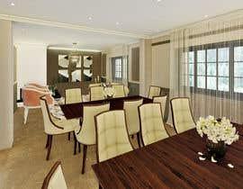 ilustrarq tarafından Guesthouse design- dining room and 1 room with bath - 02/06/2021 13:55 EDT için no 36