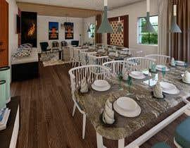 samo46864 tarafından Guesthouse design- dining room and 1 room with bath - 02/06/2021 13:55 EDT için no 58
