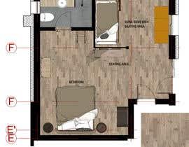 Elvan210 tarafından Guesthouse design- dining room and 1 room with bath - 02/06/2021 13:55 EDT için no 48