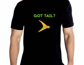 #3 for Tshirt for fishing company: Got tail? af Cuna007