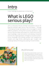 jarasaleem tarafından Design a Brochure for Lego Serious Play training packages -- 3 için no 11