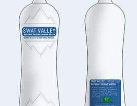 #47 for Swat Valley Natural Spring Water Brand & Bottle by marry56786