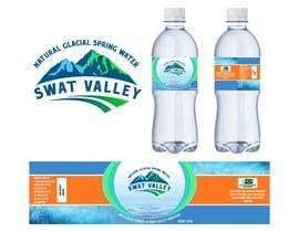 #26 for Swat Valley Natural Spring Water Brand & Bottle by ekkoarrifin
