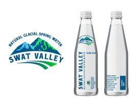 #27 for Swat Valley Natural Spring Water Brand & Bottle by ekkoarrifin