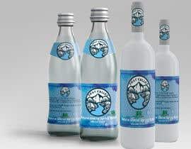 #46 for Swat Valley Natural Spring Water Brand & Bottle by ElegantDesignerT