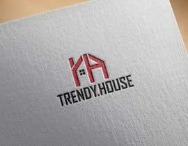 #133 for Design logo for website www.trendy.house af diptisarkar44