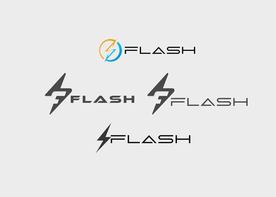 Bài tham dự cuộc thi #                                        85                                      cho                                         Design a logo for FLASH (Crypto) [FAST TURNAROUND][BEST ENTRY WINS][QUICK RATING]