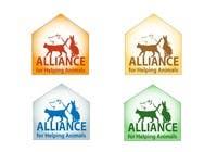 "Design a Logo for ""Alliance for Helping Animals"" için Graphic Design39 No.lu Yarışma Girdisi"