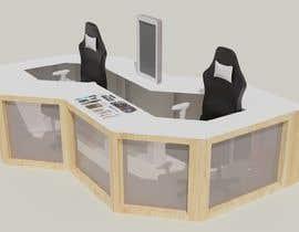 #3 cho rendering 3D for Modern commercial island phone repairs. bởi kawsarmoblu