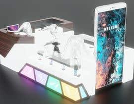 #12 cho rendering 3D for Modern commercial island phone repairs. bởi Rafiaqsa